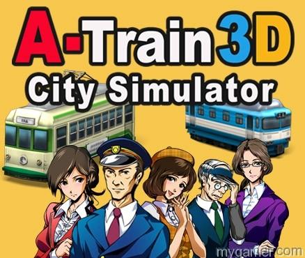 A-Train 3D: City Simulator 3DS Review A-Train 3D: City Simulator 3DS Review TM 3DSDS ATrain3DCitySimulator
