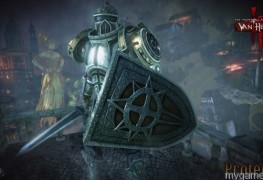 Van Helsing III Gets Classy Van Helsing III Gets Classy VanHelsingIII Protector 610x343 263x180