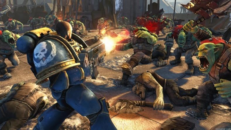 Warhammer 40,000: Space Marine Gets Update and Sale Price Warhammer 40,000: Space Marine Gets Update and Sale Price Warhammer 40K 790x444