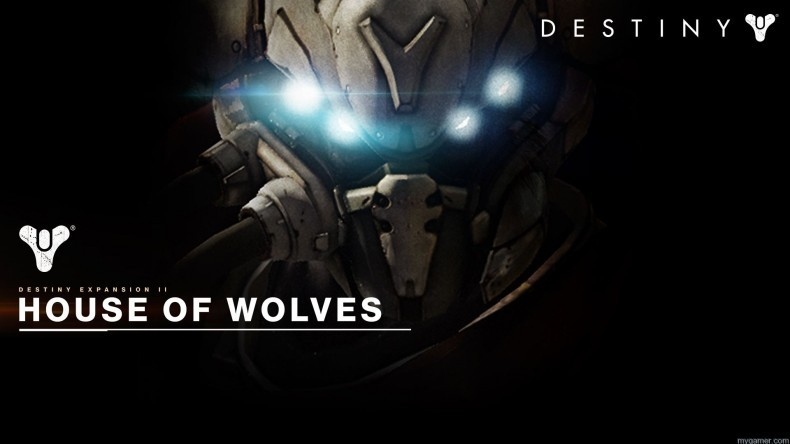 Destiny - House of Wolves destiny house of wolves Destiny Expansion II: House of Wolves Launch Trailer House of Wolves DLC 790x444