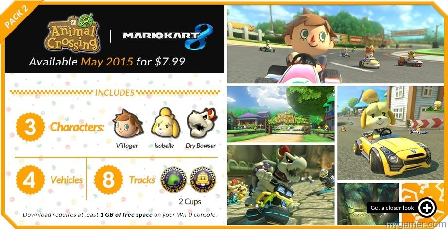 Maroi Kart 8 Animal Crossing Mario Kart 8 DLC Pack 2 Review (Wii U) Mario Kart 8 DLC Pack 2 Review (Wii U) Maroi Kart 8 Animal Crossing