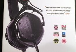 V-Moda M-100 Headset Review V-Moda M-100 Headset Review V Mode M100 Box 263x180