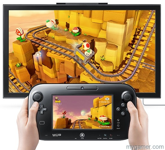 Using the Gamepad to aim is the worst part Captain Toad: Treasure Tracker (Wii U) Review Captain Toad: Treasure Tracker (Wii U) Review WiiU CaptainToad scrn03 E3