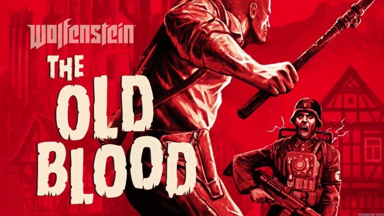 Wolfenstein: The Old Blood Now Available Wolfenstein: The Old Blood Now Available Wolfensteain Old Blood banner 790x444