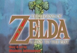 The Legend of Zelda: A Link To the Past Graphic Novel Review The Legend of Zelda: A Link To the Past Graphic Novel Review Zelda Comic Novel Cover 263x180