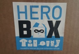 Hero Box Hero Box Hero Box April 2015 Review box 263x180