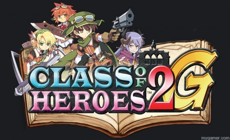 Class of Heroes 2 Educates PS3 with First Ever Vita/PSP Dual Screen Support Class of Heroes 2 Educates PS3 with First Ever Vita/PSP Dual Screen Support class of heroes logo 790x483