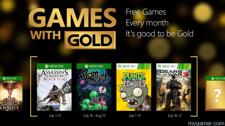 July 2015 Games for Gold Xbox Games for Gold July 2015 Doubles The Amount of Free Games Xbox Games for Gold July 2015 Doubles The Amount of Free Games July 2015 Games for Gold