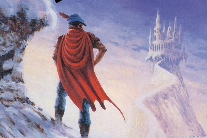 New King's Quest Dev Diary Now Online New King's Quest Dev Diary Now Online Kings Quest Sierra announce 790x526