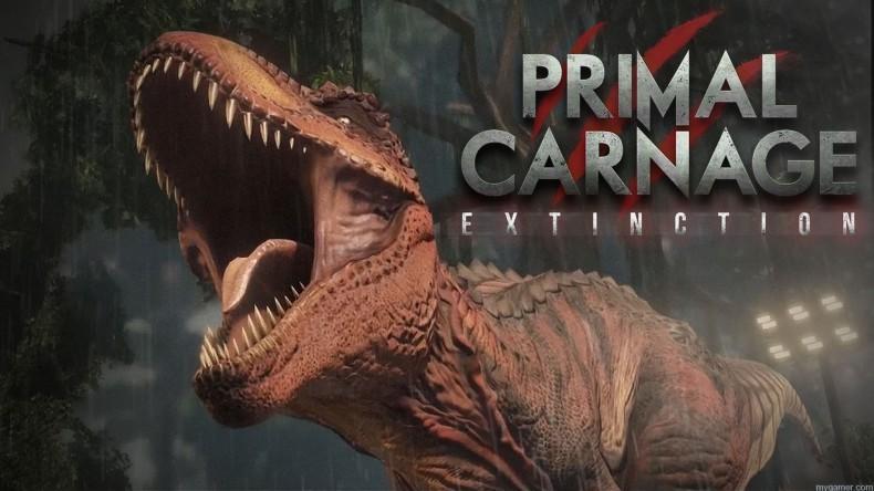 Primal Carnage: Extinction PC Review Primal Carnage: Extinction PC Review Primal Carnage 790x444