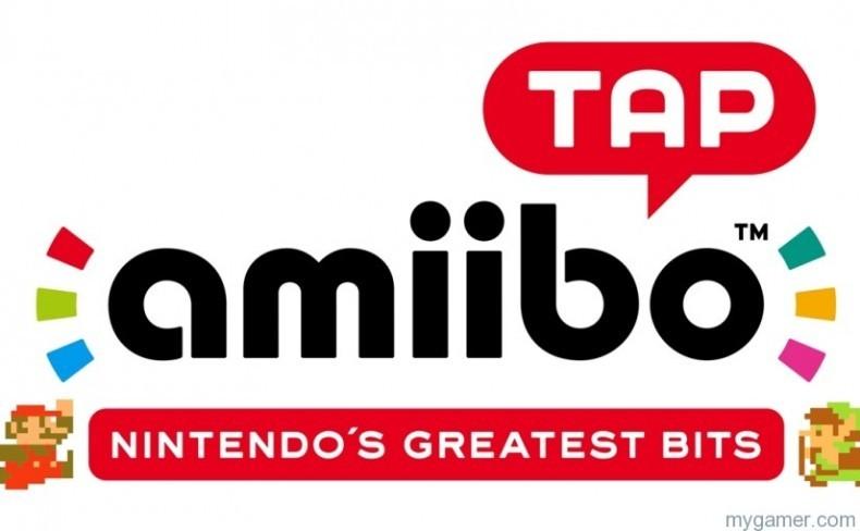 amiibo Tap Nintendo's Greatest Bits Wii U Review amiibo Tap Nintendo's Greatest Bits Wii U Review amiibo tap banner 790x488