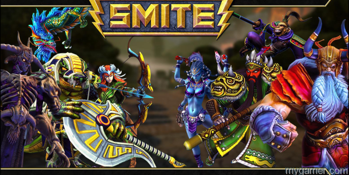 SMITE Officially Launches on Xbox One - Beta Data Carries Over SMITE Officially Launches on Xbox One – Beta Data Carries Over smite logo