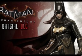 Watch The New Arkham Knight Batgirl DLC Trailer Watch The New Arkham Knight Batgirl DLC Trailer Batgirl DLC Arkham Knight 263x180