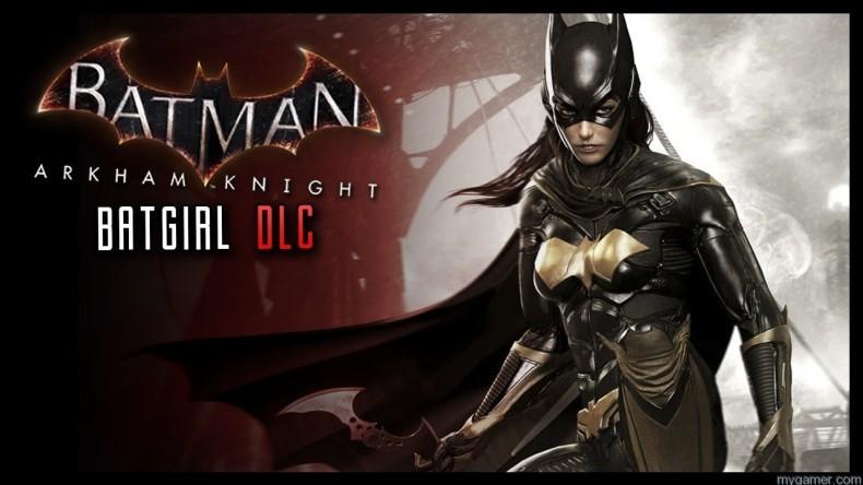 Watch The New Arkham Knight Batgirl DLC Trailer Watch The New Arkham Knight Batgirl DLC Trailer Batgirl DLC Arkham Knight 790x444