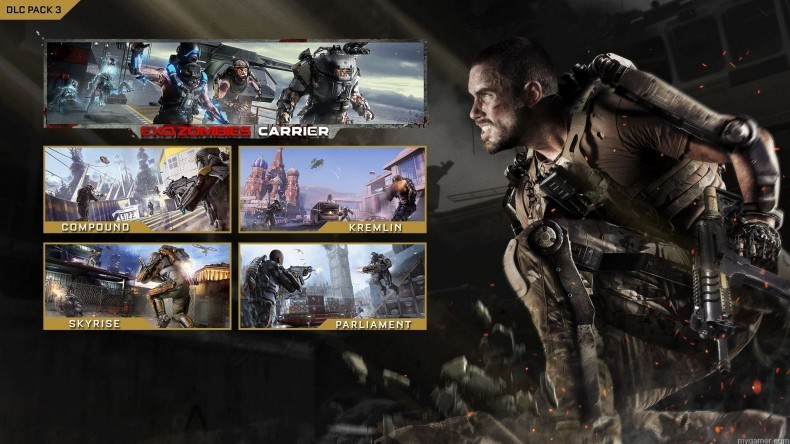 CALL OF DUTY: ADVANCED WARFARE SUPREMACY CALL OF DUTY: ADVANCED WARFARE SUPREMACY CALL OF DUTY: ADVANCED WARFARE SUPREMACY AVAILABLE NOW FOR PLAYSTATION AND PC Call of Duty Advanced Warfare Supremacy DLC Review Xbox One 483083 2 790x444