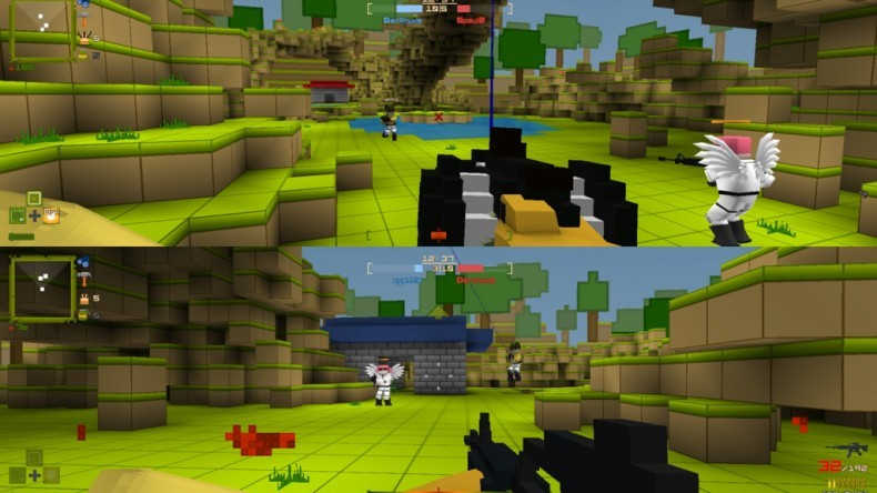Guncraft Is a Minecraft Clone on Xbox 360 But With Guns - Watch This Trailer Guncraft Is a Minecraft Clone on Xbox 360 But With Guns – Watch This Trailer GunCraft 790x444