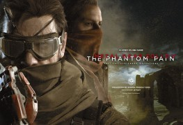Piggyback is Making Standard and Limited Editions of Metal Gear Solid V Strategy Guide Piggyback is Making Standard and Limited Editions of Metal Gear Solid V Strategy Guide Metal Gear Solid V banner 263x180