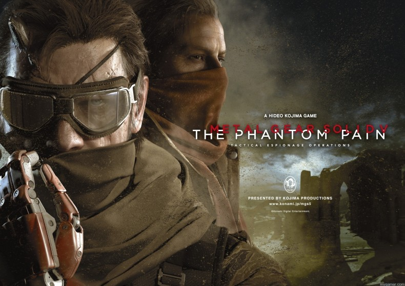 Piggyback is Making Standard and Limited Editions of Metal Gear Solid V Strategy Guide Piggyback is Making Standard and Limited Editions of Metal Gear Solid V Strategy Guide Metal Gear Solid V banner 790x558