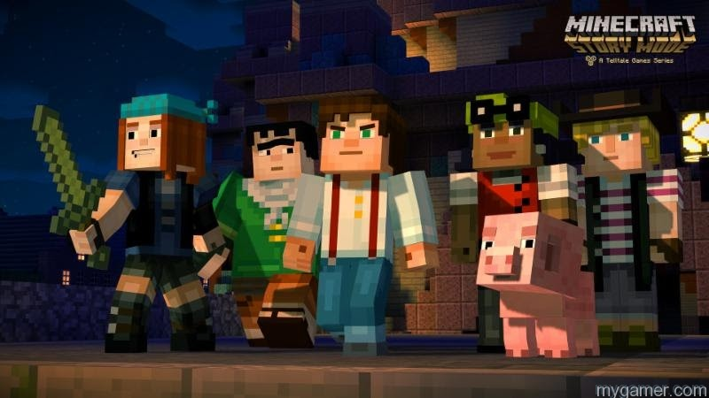 Minecraft story mode char Telltale Making Minecraft Story Mode Telltale Making Minecraft Story Mode Minecraft story mode char