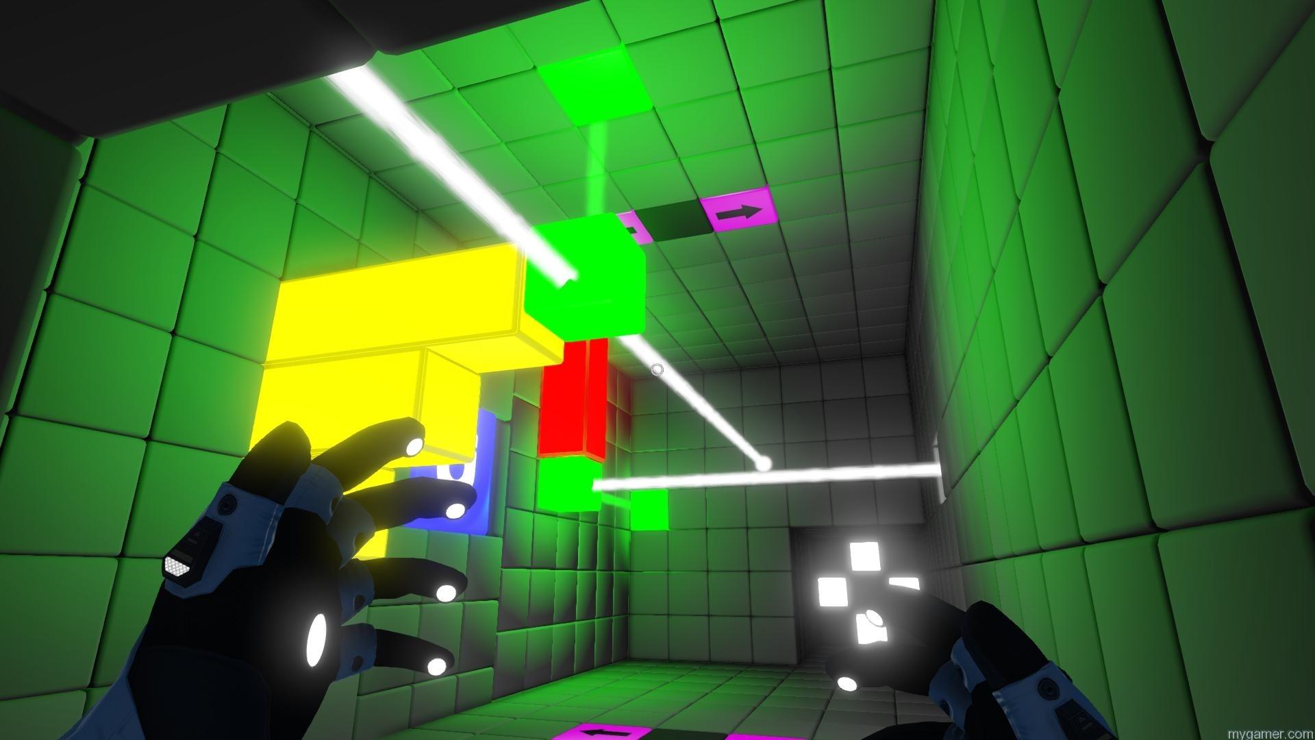 QUBE Q.U.B.E. Director's Cut Xbox One Review Q.U.B.E. Director's Cut Xbox One Review QUBE
