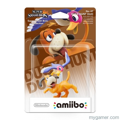 amiibo Duck Hunt amiibo Wave 6 Box Art Leaked amiibo Wave 6 Box Art Leaked amiibo Duck Hunt