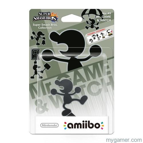 amiibo Game and watch amiibo Wave 6 Box Art Leaked amiibo Wave 6 Box Art Leaked amiibo Game and watch