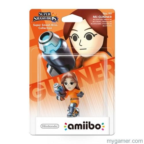 amiibo Mii gunner amiibo Wave 6 Box Art Leaked amiibo Wave 6 Box Art Leaked amiibo Mii gunner