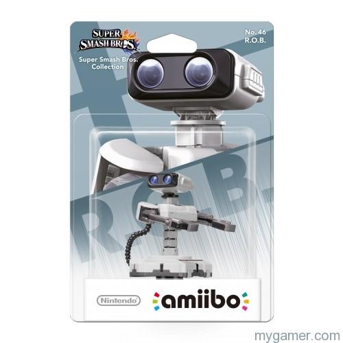 amiibo ROB amiibo Wave 6 Box Art Leaked amiibo Wave 6 Box Art Leaked amiibo ROB