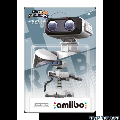 amiibo Wave 6 Box Art Leaked amiibo Wave 6 Box Art Leaked amiibo ROB