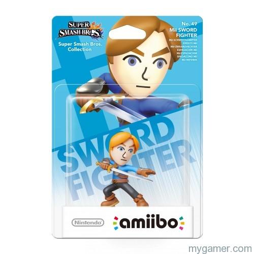 amiibo mii Sword amiibo Wave 6 Box Art Leaked amiibo Wave 6 Box Art Leaked amiibo mii Sword