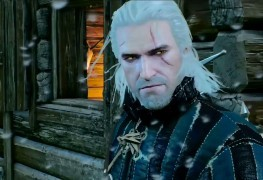 Witcher 3 MyGamer Visual Cast Awesome Blast! Witcher 3! witcher2 263x180