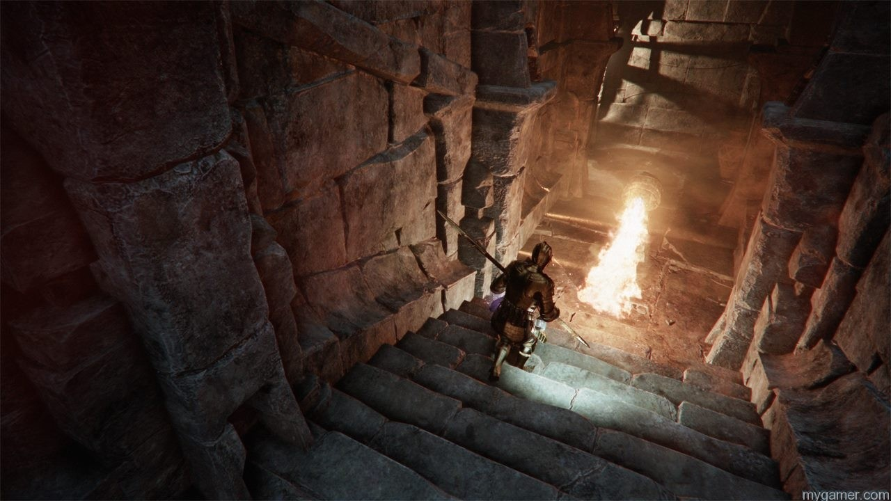 Dungeons in Deep Down Deep Down Preview Deep Down Preview Dungeons in Deep Down