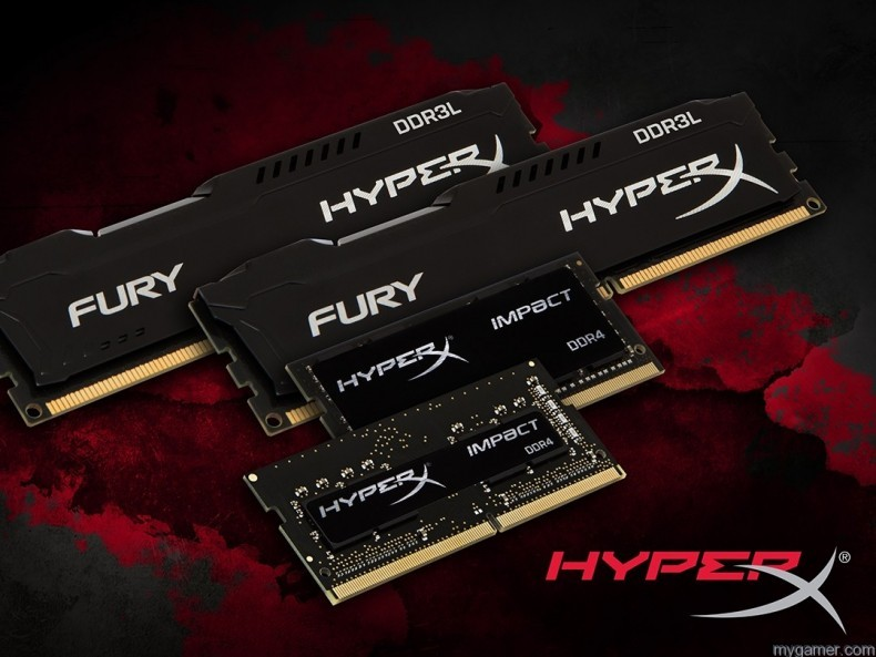 Kingston Releases New Low Powered DRAM Kingston Releases New Low Powered DRAM FURYDDR3L ImpactDDR4 790x593