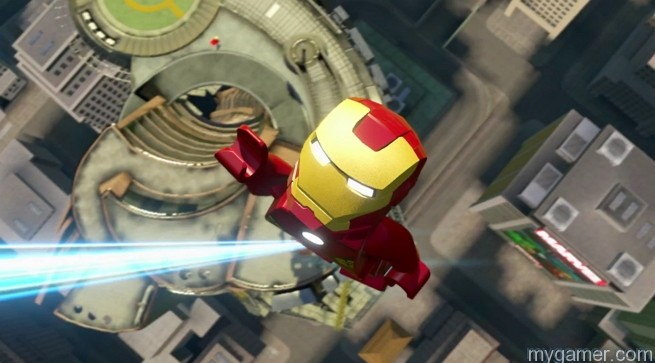 Iron Man in LEGO Marvels Avengers LEGO Marvel's Avengers Preview LEGO Marvel's Avengers Preview Iron Man in LEGO Marvels Avengers