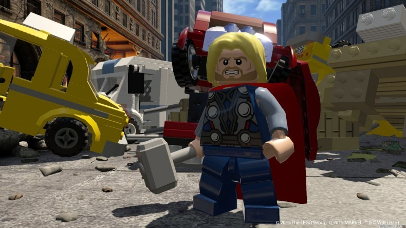 LEGO Marvels Avengers Preview LEGO Marvel's Avengers Preview LEGO Marvel's Avengers Preview LEGO Marvels Avengers 790x444