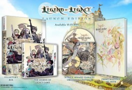 The Legend of Legacy Gets Massive Limited Edition The Legend of Legacy Gets Massive Limited Edition Legend of Leg LE 263x180