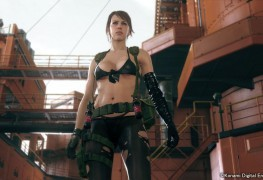 Watch This New Metal Gear Solid V Launch Trailer That Acknowledges Its Rich History Watch This New Metal Gear Solid V Launch Trailer That Acknowledges Its Rich History MGSV The Phantom Pain Screen Quiet at Mother Base 263x180