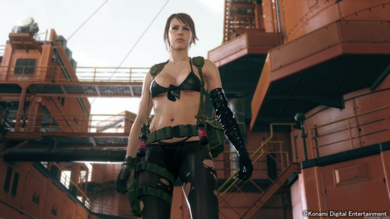 Watch This New Metal Gear Solid V Launch Trailer That Acknowledges Its Rich History Watch This New Metal Gear Solid V Launch Trailer That Acknowledges Its Rich History MGSV The Phantom Pain Screen Quiet at Mother Base 790x444
