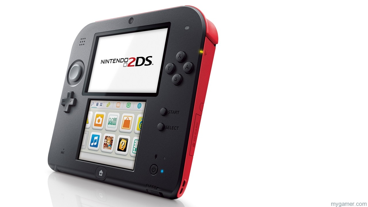 Nintendo-2DS-2 2DS System Drops to $99 2DS System Drops Price to $99 Nintendo 2DS 2