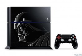 Star Wars Playstation 4 Bundle Star Wars Bundles with Darth Vader-Inspired PlayStation 4 System and DUALSHOCK 4 Wireless Controller Revealed Star Wars Bundles with Darth Vader-Inspired PlayStation 4 System and DUALSHOCK 4 Wireless Controller Revealed PS4 StarWarsBattlefront S 263x180