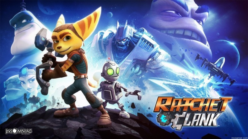 Ratchet & Clank PS4 PREVIEW Ratchet & Clank (PS4) Preview Ratchet & Clank (PS4) Preview Ratchet Clank Preview COVER 790x444