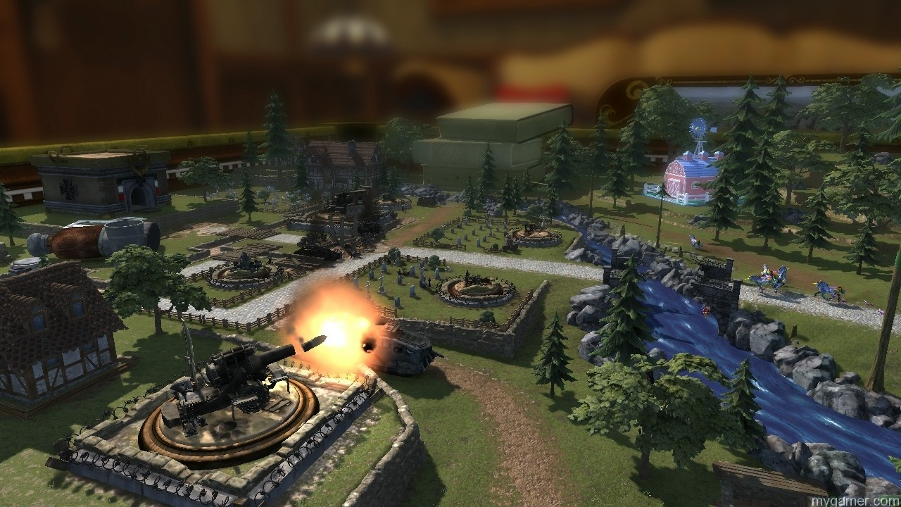 Tower Defense Gameplay in Toy Soldiers War Chest Toy Soldiers: War Chest Preview Toy Soldiers: War Chest Preview Toy Soldiers War Chest 5