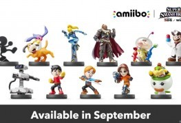 Try And Get Your Hands on the Next Amiibo Wave in Sept in the US Try And Get Your Hands on the Next Amiibo Wave in Sept in the US amiibo wave 5 Sept 2015 263x180