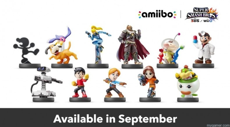 Try And Get Your Hands on the Next Amiibo Wave in Sept in the US Try And Get Your Hands on the Next Amiibo Wave in Sept in the US amiibo wave 5 Sept 2015 790x439