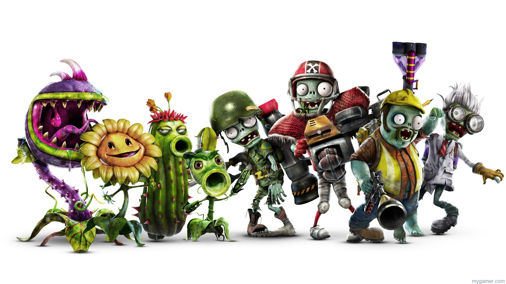 desktopBackground2 Plants vs Zombies: Garden Warfare 2 Preview Plants vs Zombies: Garden Warfare 2 Preview desktopBackground2