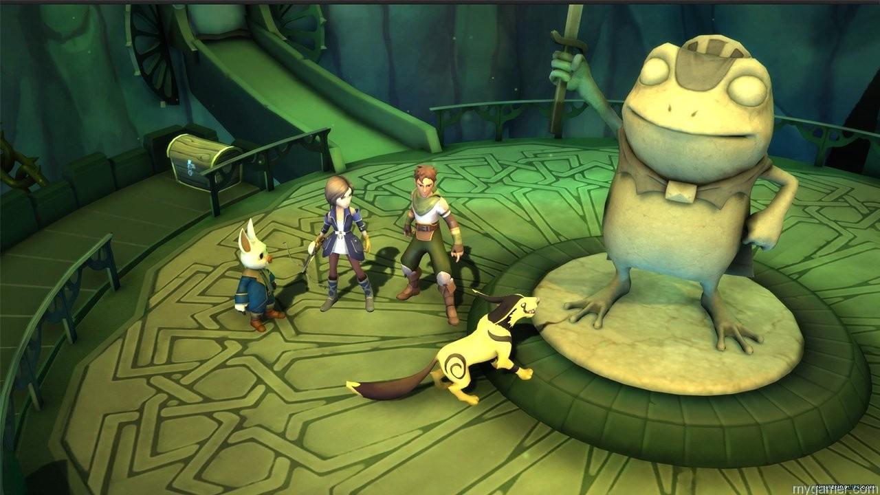 Gameplay in Earthlock FoM earthlock: festival of magic preview Earthlock: Festival of Magic Preview gameplay in earthlock FoM