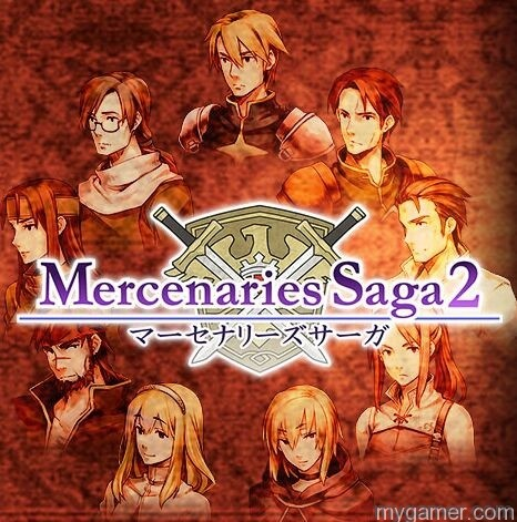 Mercenaries Saga 2: Order of the Silver Eagle 3DS eShop Review Mercenaries Saga 2: Order of the Silver Eagle 3DS eShop Review mercenaries saga 2 conceptart nqlXZ