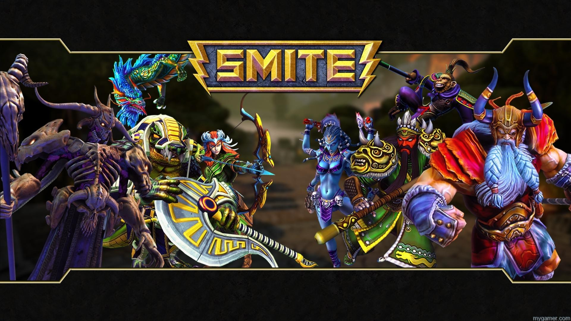 smite SMITE Officially Launches on Xbox One - Beta Data Carries Over SMITE Officially Launches on Xbox One – Beta Data Carries Over smite
