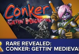 Did You Know There Was Supposed to be an Original Conker Game After Live And Reloaded? Did You Know There Was Supposed to be an Original Conker Game After Live And Reloaded? COnker Getin Medieval 263x180