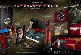 Metal Gear Solid V: Phantom Pain Collector's Edition Unboxing Video Metal Gear Solid V: Phantom Pain Collector's Edition Unboxing Video MGS Hero Shot Amended Tues 03 03 Copy 263x180